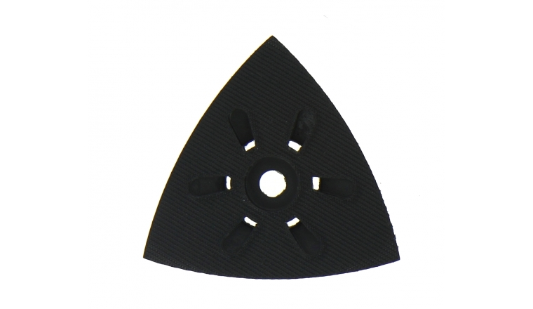 Plateau de Ponceuse Triangulaire pour Outils Multifonction Bosch PMF180E, PMF190E et PMF10.8Li - 2609002737