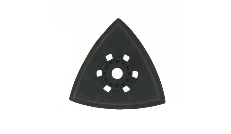 Plateau de ponceuse triangulaire pour Outils Multi fonction Skil 1150, 1470 et 1490 - Ref 2 610 Z00 408 - SKIL