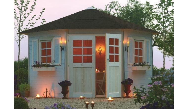 Abri de jardin en Bois NANCY 7,78 m² S8207