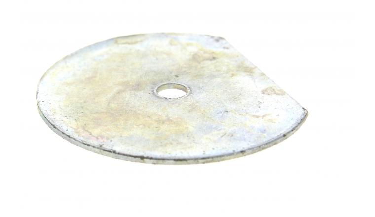Rondelle  avec Méplat Ø 80 mm - Ref 5555 - Outils Wolf