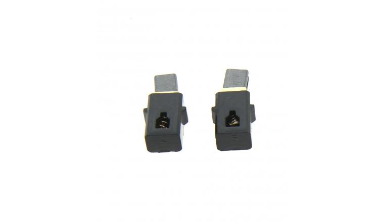 Bosch 2610396573 - Charbons pour Ponceuse Orbitale 7405, 7440, 7450, 7460 et 7470