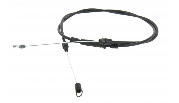 Câble commande embrayage pour tondeuse thermique Ambition 48 AHW, 48 SPB, CC53 SPO ... - Ref  746-04760A - MTD