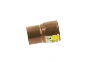 Manchon Réduit à Souder FF Ø 10/12 pour Tube Cuivre - Ref 92022 - Comptoir de Picardie