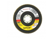 Disque à Lamelle Zirconium Ø 125 mm pour Support Bois