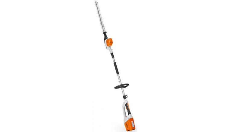 Taille Haie sur Perche Télescopique à Batterie Nu HLA 65 lame de 50 cm - Stihl