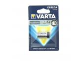 Pile CR123A Lithium 3V pour Appareil photo - Varta