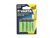 Pile LR6 (AA) Rechargeable 1.5 V - Lot de 4 - Varta