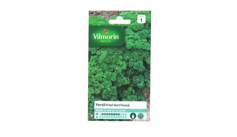 Persil Frisé - Vert Foncé - Vilmorin