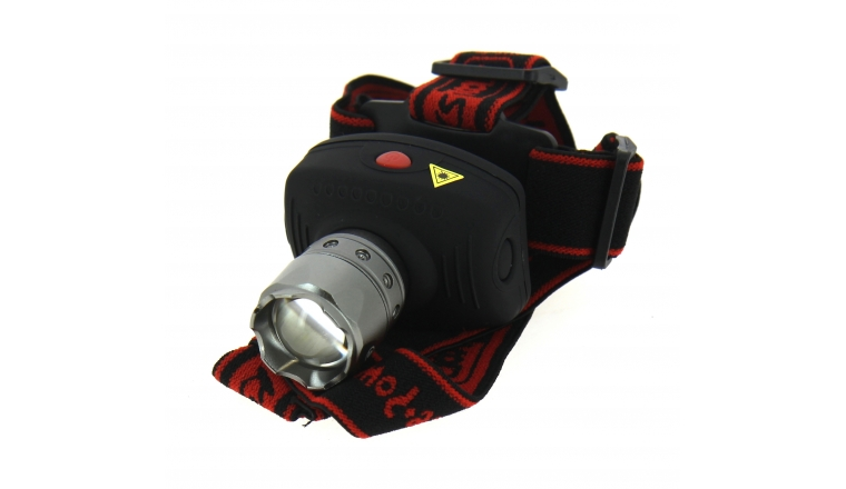 Lame Frontale LED MAX avec Focus - Ref 550.1238 - KS Tools