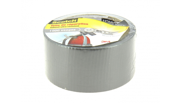 Adhésif de Réparation Toile  Ultra Résistant 10 m x 48 mm - 3M