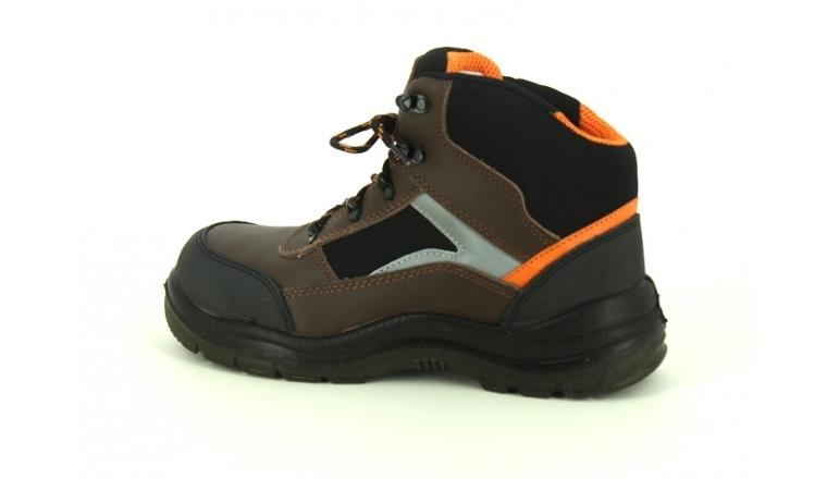 Chaussure de sécurité haute ALPHA Solidur