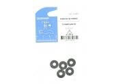 Lot de 5 Clapets Percés pour Robinet 5 x 13 x 5 mm