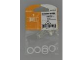 Joint PTFE pour Installation sanitaire 12 x 17 - Lot de 5 - Eau froide et Eau chaude