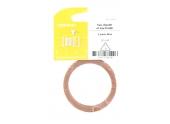 Joint Fibre pour Installation sanitaire 50 x 60 - Lot de 5 - Eau froide et Eau chaude