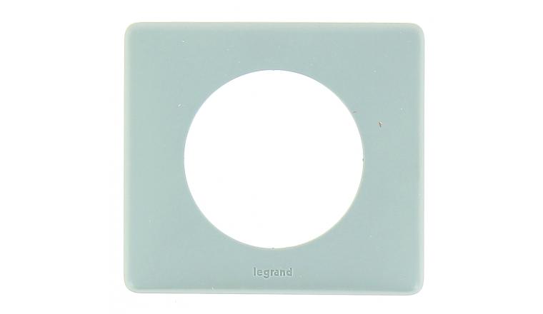 Plaque de Finition Simple Gris Ciment - Legrand Céliane 99815