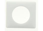 Plaque de Finition Simple Blanc Coco - Legrand Céliane 99840