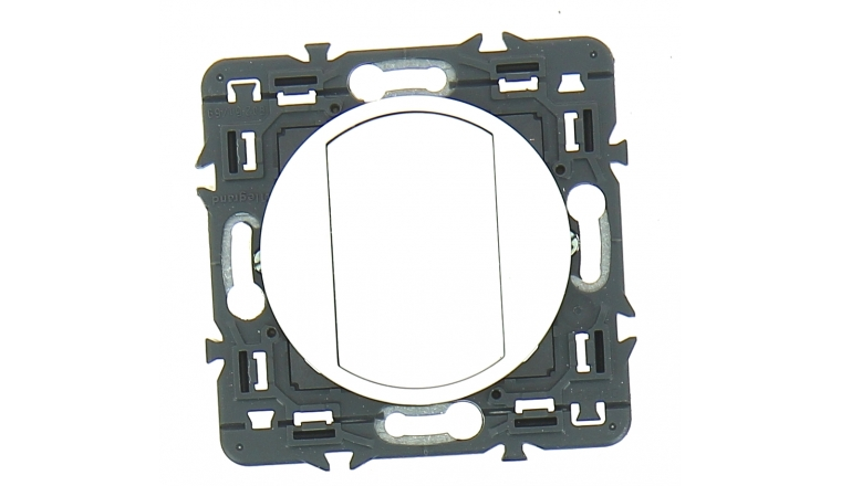 Mécanisme Interrupteur Va et Vient Balnc Céliane - Legrand 99720