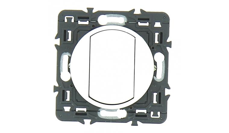 Mécanisme Bouton Poussoir Blanc Céliane - Legrand 99730
