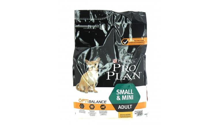 Croquettes Chien Poulet Adult Small et Mini - 3 kg - Pro Plan - Nestle Purina