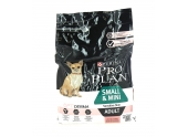 Croquettes Chien Saumon Small/Mini Adult Sensitive Skin Pro Plan -3kg- Nestle Purina