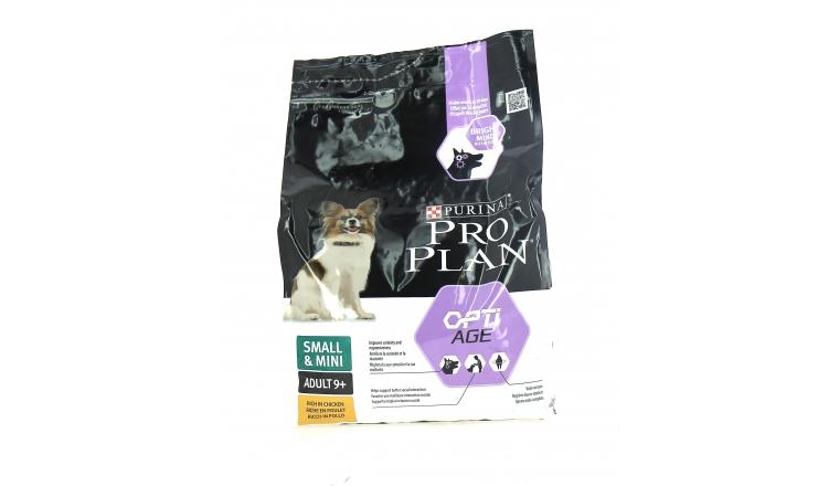 Croquettes Chien Poulet Adult 9+ Small et Mini - 3kg - Pro Plan - Nestle Purina