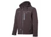 Veste Softshell Flores Noire - M à 3XL - North Ways