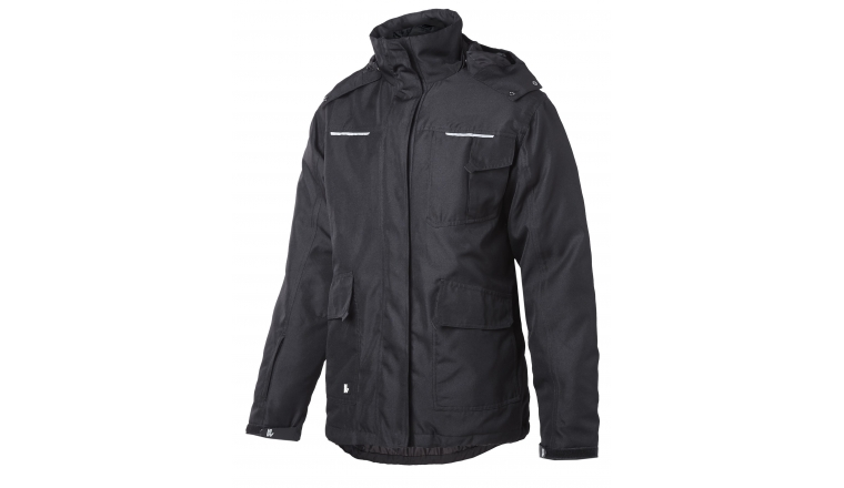 Parka Imperméable Mermoz Noir - M à 4XL - North Ways
