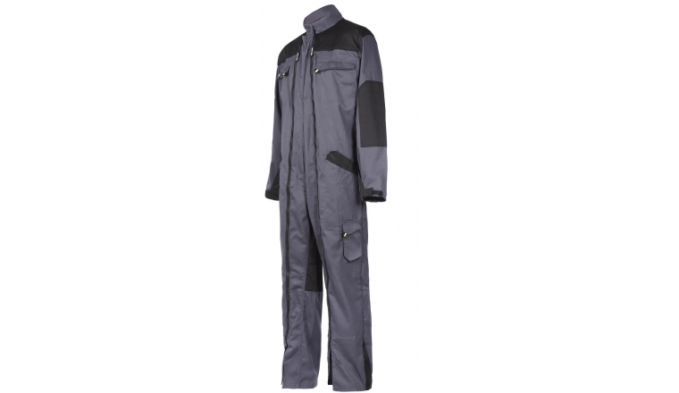 Combinaison 2 Zip Salvador Gris Noir - S à 3XL - North Ways