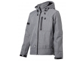 Veste Softshell Flores Gris Chiné - S à XL - North Ways