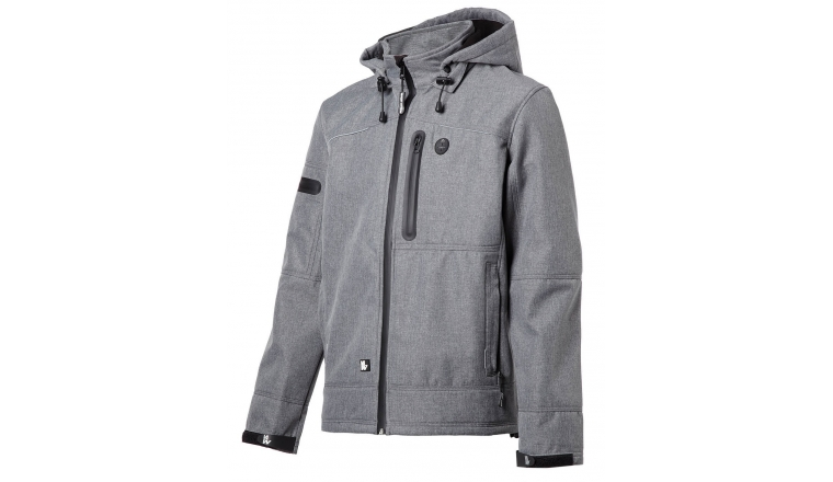 S Flores North Softshell Gris À Chiné Xl Veste Ways jMpLqVGSUz