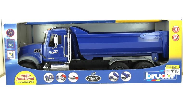 Camion MACK avec benne basculante - Bruder 2823