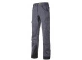 Pantalon de Travail ANTRAS Gris - de 36 à 56 - France Textile