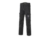 Pantalon de Travail ANTRAS Noir - de 36 à 56 - France Textile