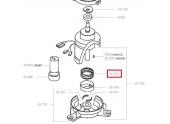 Ressort de Culasse Tondeuse Thermique - Ref 20743 - Outils Wolf