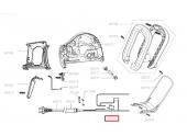 Microrupteur pour taille Haie OX45, XF60, 70 et XT60, 70 - Ref 69526 - Outils Wolf