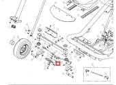 Couronne de Direction pour Autoportée A80 - Ref 28609 - Outils Wolf