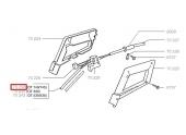 Câble de raccordement Moteur pour coupe Brordure OT - Ref 70256 - Outils Wolf