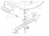 Rondelle de fixation de lame Autoportée A80 - Ref 28238 - Outils Wolf