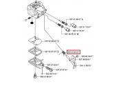 Ressort de Carburateur Tronçonneuse CS2135, 327 326 ... - REf 537 01 97-01 - Husqvarna