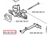 Tirette de commande Starter pour CS2156, 359, 357 ... - Ref 503 92 25-01 - Husqvarna