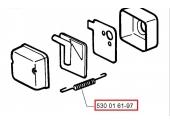 Ressort de tension pour GT26, HT21, GT25 et GT21 - Ref 530 01 61-97 - Husqvarna