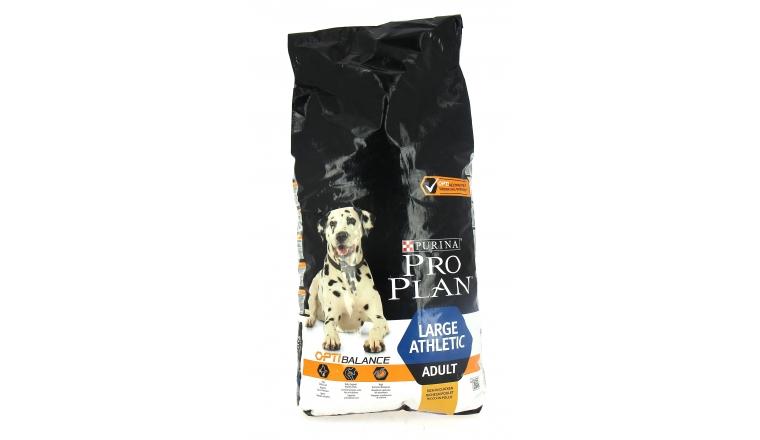 Croquettes Chien Large Athlétic Adult Pro Plan Poulet - 14kg - Nestlé Purina