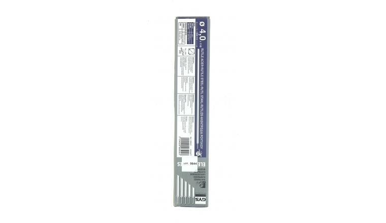 Lot de 110 Electrodes pour Soudure Rutile Acier Ø 4.0 mm - Ref 085053 - GYS