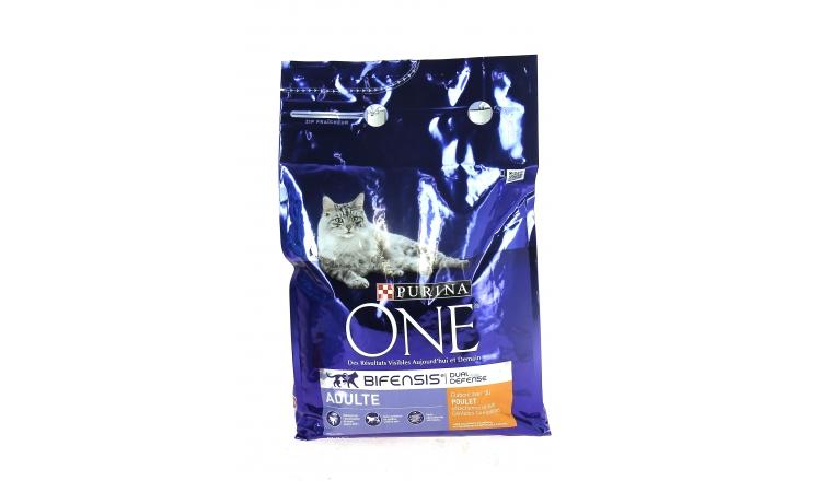 Croquettes Chat Purina One Adulte Poulet -3kg - Nestlé Purina