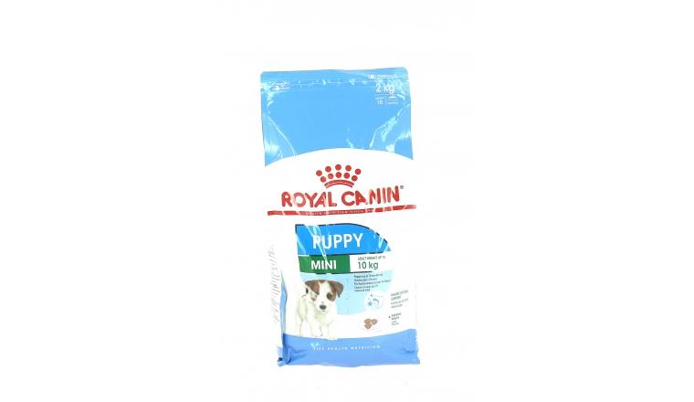 Croquettes Chiot 2 à 10 mois - Mini Puppy - 2kg - Royal Canin