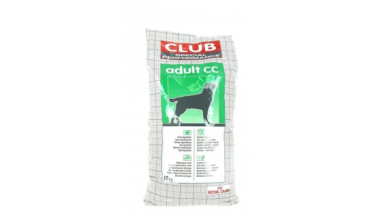 Croquettes Adult CC Club Special Performance 15 kg Royal Canin