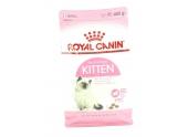 Croquettes Kitten Chaton Jusqu\'à 12 mois - Royal Canin - 400gr