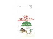 Croquettes Chat Extérieur Actif Outdoor Royal Canin - 2 kg -