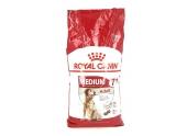 Croquettes Chien Medium Adulte 7 ans et + Royal Canin 15 kg