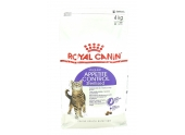 Croquettes Chat Adulte Stérilisé Appetite Control Royal Canin Sachet 4 kg